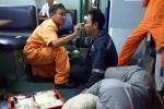 Chìm tàu Hải Thành 26, 9 người mất tích: Tìm thấy một thi thể thuyền viên