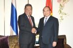 Thủ tướng tiếp Chủ tịch Hội Hữu nghị Thái - Việt
