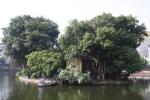 Hà Nội cưỡng chế tháo dỡ phần xây dựng trái phép ở Văn Miếu
