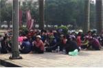 Tiểu thương chợ Hà Tĩnh đồng loạt đóng quầy, kéo lên trụ sở ủy ban tỉnh