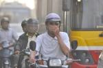 Hôm nay Hà Nội có chỉ số ô nhiễm thứ nhì thế giới: Chuyên gia y tế cảnh báo