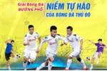Lần đầu tổ chức giải bóng đá giữa lòng phố đi bộ Hà Nội