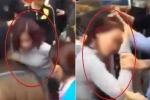 Vào chợ trộm iPhone, 'nữ quái' bị dân vây đánh
