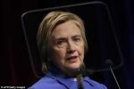 Diện mạo nhợt nhạt, mệt mỏi của bà Clinton sau thất bại bầu cử Tổng thống Mỹ