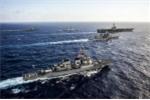 Mỹ, Ấn, Nhật tập trận lớn nhất lịch sử tại vịnh Bengal