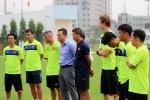 U20 Việt Nam ra Hà Nội, chuẩn bị du đấu châu Âu