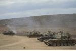 Xe tăng Thổ Nhĩ Kỳ ồ ạt xung trận ở Syria, diệt gần 100 mục tiêu IS