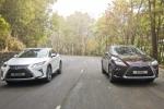 Toyota triệu hồi 20 chiếc xe sang hiệu Lexus tại Việt Nam