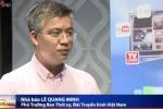 Ai sẽ kế nhiệm BTV Quang Minh dẫn thời sự 19h?