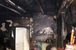 Chủ nhà thay bình gas, 2 người trong quán cơm bị bỏng