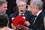 Sự cố đi vào lịch sử 89 năm Oscar: Hỗn loạn vì trao nhầm kết quả
