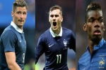 Khai mạc Euro 2016: Giroud, Pogba hay Antoine Griezmann tỏa sáng?