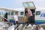Đạo diễn bom tấn 'Kong: Skull Island' trở lại vịnh Hạ Long bằng thủy phi cơ