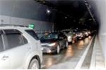 Xe đi qua hầm Đèo Cả được miễn phí đến 2/9
