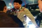 Khởi tố tài xế của Thanh tra Bộ LĐTB&XH thô lỗ với cảnh sát