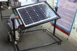 Hệ thống pin năng lượng mặt trời theo toạ độ thiên cầu Made in Viet Nam