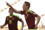 Kết quả U20 Venezuela vs U20 Mỹ: Thắng hiệp phụ, U20 Venezuela vào bán kết