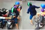 Đang nạp thẻ cào bị cướp điện thoại, bỏ xe máy giữa đường để truy đuổi