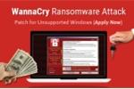 Khẩn cấp xử lý lây nhiễm mã độc tống tiền WannaCry tại Việt Nam
