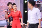 Việt Hương đá xéo Hoa hậu Phương Nga, Top Model trên sóng truyền hình
