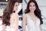 Hoa hậu Phạm Hương diện váy xuyên thấu sexy khó rời mắt