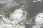Bão chồng bão: Haima theo chân Sarika tiến vào Biển Đông