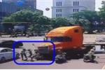 Container đâm hàng loạt xe dừng đèn đỏ: Không thể kiểm tra nồng độ cồn tài xế