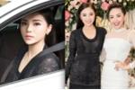 Hoa hậu Kỳ Duyên tự lái xe sang bạc tỷ đi sự kiện, đọ sắc Tóc Tiên