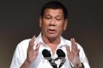 Tổng thống Philippines lại để ngỏ khả năng áp đặt thiết quân luật