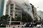 Khởi tố vụ án cháy quán karaoke khiến 13 người chết