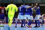 World Cup Futsal: Việt Nam xếp đầu bảng cùng Italia