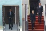 Vì sao Trung Quốc không trải thảm đỏ đón ông Obama ở sân bay?