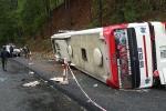 Tin mới nhất vụ tai nạn thảm khốc 7 người chết ở đèo Prenn - Lâm Đồng