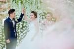 'Hot boy phát thanh viên' gây sốt dân mạng với bộ ảnh cưới lãng mạn