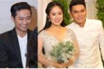 Bạn trai cũ Quý Bình vui vẻ dự tiệc cưới của Lê Phương với chồng trẻ