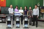 Tân Á Đại Thành mang nguồn nước sạch đến người dân Việt