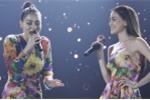 Thu Minh – Hồ Ngọc Hà mặc đồ đôi song ca ăn ý cùng nhau