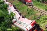 Tai nạn tàu hỏa thảm khốc ở Cameroon, 55 người thiệt mạng