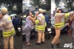 Nữ tài xế chạy xe lấn làn thóa mạ CSGT liên tục bị gọi điện, nhắn tin đe dọa