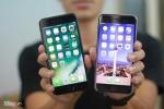 So thiết kế iPhone 7 Plus với iPhone 6S Plus