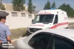 Nổ ở đại sứ quán Trung Quốc tại Kyrgyzstan, hàng loạt người thương vong