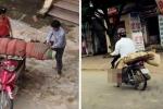 Thêm bệnh nhân nghèo bó chiếu chở xe máy về nhà, lãnh đạo bệnh viện nói gì?