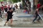 Đại ca cầm đầu vụ truy sát kinh hoàng ở Phú Thọ ra đầu thú