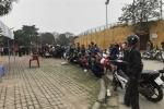 Người đàn ông nghi tự thiêu cạnh sân vận động Vinh