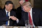 Video: Tổng thống Mỹ Donald Trump ăn tối cùng Chủ tịch Trung Quốc Tập Cận Bình