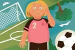 Rủi rỏ 'chấn thương sọ não nhẹ' khi chơi thể thao