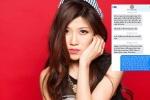 Trang Pháp tung bằng chứng tố ban tổ chức MTV vì bênh vực Sơn Tùng mà 'đổi trắng thay đen'