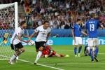 Trực tiếp tứ kết Euro 2016: Đức vs Italia