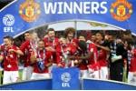 Ibrahimovic sắm vai 'thần tài', Man Utd vô địch Cúp Liên đoàn