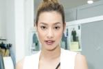 Lilly Nguyễn mở màn show diễn của nhà thiết kế Lê Hà